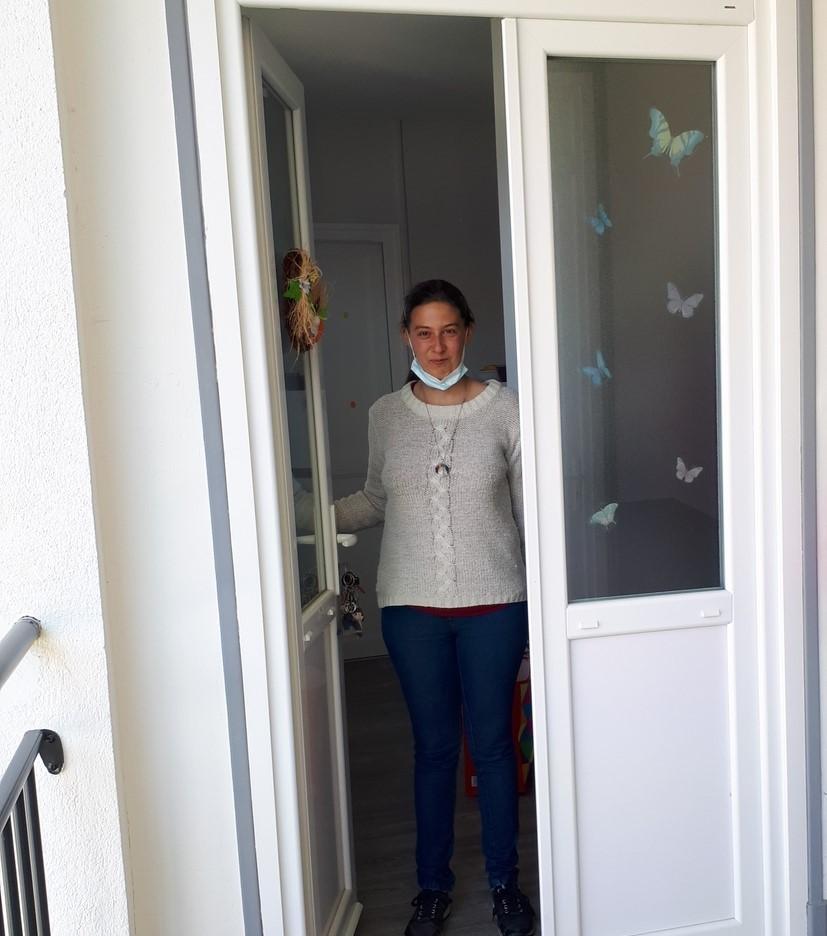 Aurelie vit ici depuis fin 2020