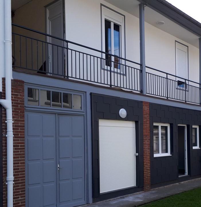 Appartement N°2 à l'étage
