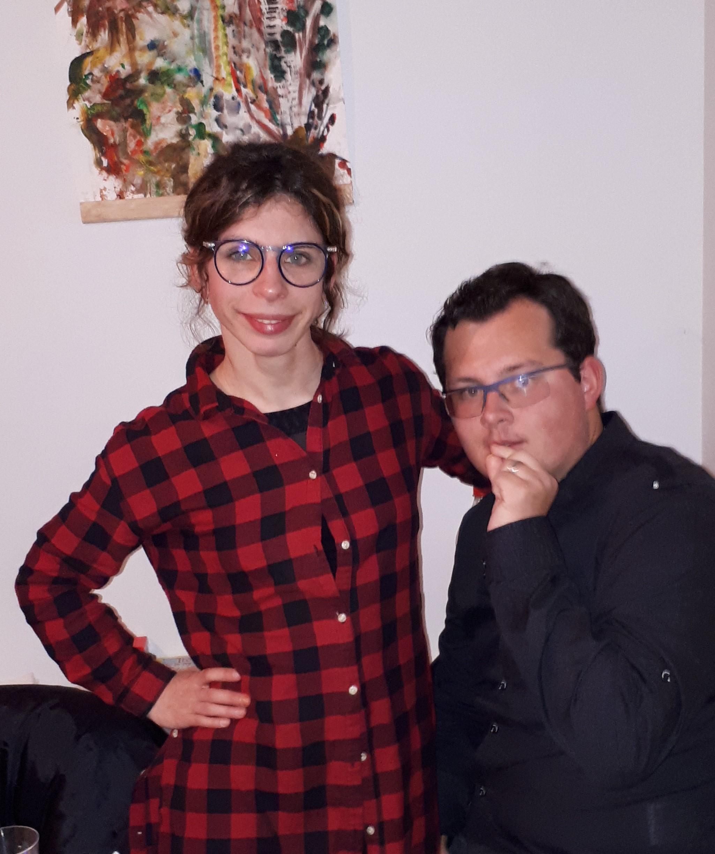 Ornella et vincent